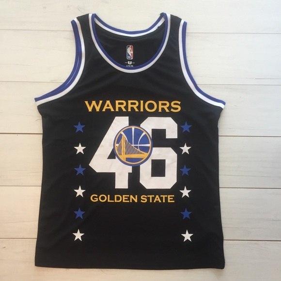 best service 97e32 7162f Warriors UT Jersey 46 Youth Sz 14/16 NWT NWT